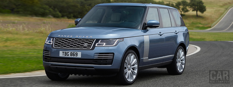 Обои автомобили Range Rover Autobiography - 2017 - Car wallpapers