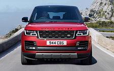 Обои автомобили Range Rover SVAutobiography Dynamic - 2017