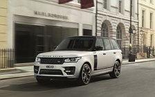 Обои автомобили Range Rover SVO Design Pack - 2017