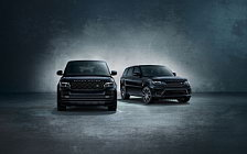 Обои автомобили Range Rover Shadow Edition - 2018