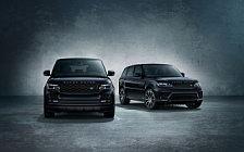 Обои автомобили Range Rover Shadow Edition - 2018