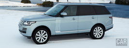Land Rover Range Rover SE TDV6 UK-spec - 2013