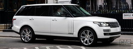 Range Rover Autobiography Black Long Wheelbase UK-spec - 2014