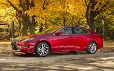 Обои автомобили Lexus ES 300h CA-spec - 2016