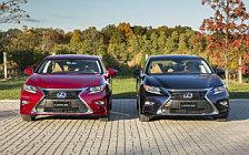 Обои автомобили Lexus ES 350 CA-spec - 2016
