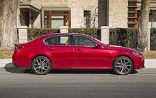 Обои автомобили Lexus GS 350 AWD F SPORT CA-spec - 2016