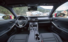 Обои автомобили Lexus IS 200t F SPORT CA-spec - 2017