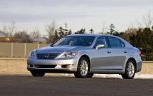 Обои автомобили Lexus LS 460 L AWD CA-spec - 2010