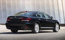 Обои автомобили Lexus LS 460 AWD CA-spec - 2013