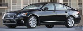 Lexus LS 460 AWD CA-spec - 2013