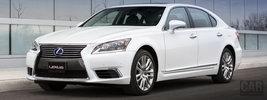 Lexus LS 600h L CA-spec - 2013