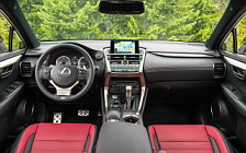 Обои автомобили Lexus NX 200t F SPORT CA-spec - 2014