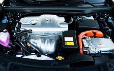 Обои автомобили Lexus ES 300h US-spec - 2015