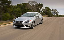 Обои автомобили Lexus IS 250 US-spec - 2013