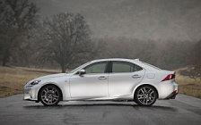 Обои автомобили Lexus IS 350 F SPORT US-spec - 2013
