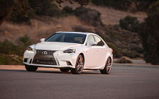 Обои автомобили Lexus IS 300 AWD F SPORT US-spec - 2015