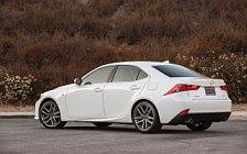 Обои автомобили Lexus IS 300 AWD F SPORT US-spec - 2015