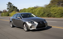 Обои автомобили Lexus IS 200t US-spec - 2016