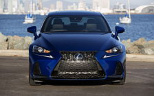 Обои автомобили Lexus IS 350 AWD F SPORT US-spec - 2016