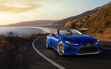Обои автомобили Lexus LC 500 Convertible US-spec - 2020