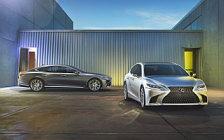 Обои автомобили Lexus LS 500 US-spec - 2017