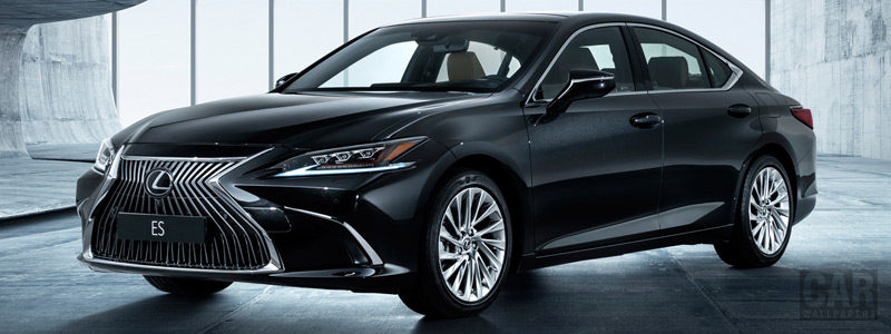 Обои автомобили Lexus ES 250 - 2018 - Car wallpapers