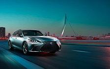 Обои автомобили Lexus ES 300h F SPORT - 2018