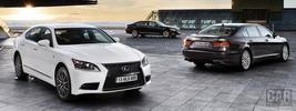 Lexus LS - 2012