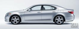 Lexus LS460 - 2006