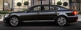 Lexus LS460L AWD - 2012