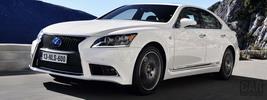 Lexus LS600h F Sport - 2012