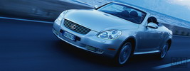 Lexus SC430 - 2001