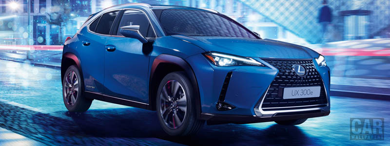 Обои автомобили Lexus UX 300e - 2020 - Car wallpapers