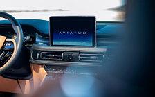 Обои автомобили Lincoln Aviator Black Label - 2019