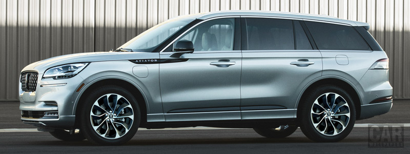 Обои автомобили Lincoln Aviator Grand Touring - 2019 - Car wallpapers