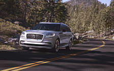 Обои автомобили Lincoln Aviator Grand Touring - 2019