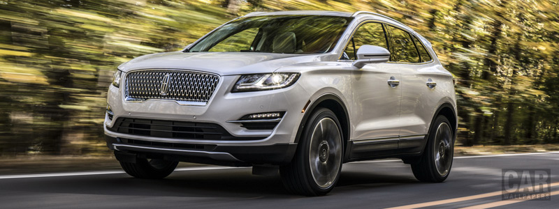 Обои автомобили Lincoln MKC - 2018 - Car wallpapers