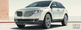 Lincoln MKX - 2015