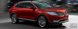Lincoln MKX - 2016