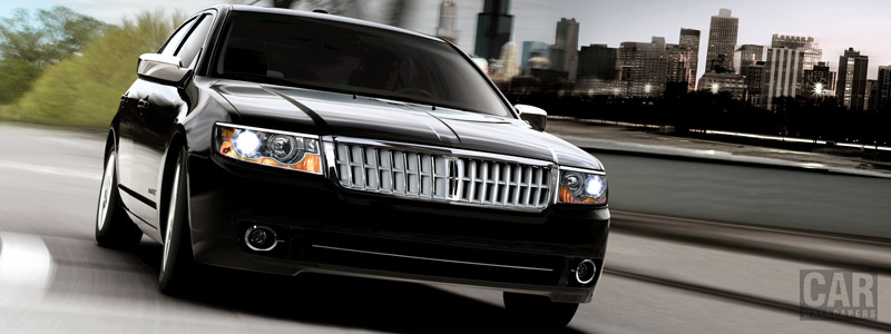 Cars wallpapers Lincoln MKZ - 2009 - Car wallpapers