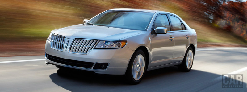 Cars wallpapers Lincoln MKZ - 2010 - Car wallpapers