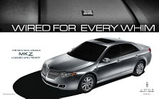 Cars wallpapers Lincoln MKZ - 2010