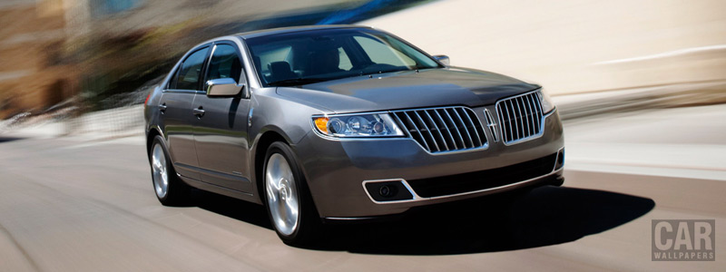 Cars wallpapers Lincoln MKZ Hybrid - 2011 - Car wallpapers