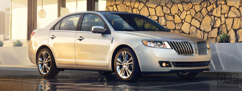 Cars wallpapers Lincoln MKZ - 2012 - Car wallpapers
