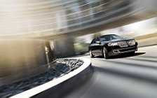 Cars wallpapers Lincoln MKZ - 2012
