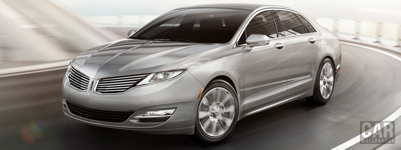 Cars wallpapers Lincoln MKZ Hybrid - 2013 - Car wallpapers