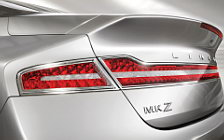 Cars wallpapers Lincoln MKZ Hybrid - 2013