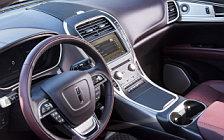 Обои автомобили Lincoln Nautilus Black Label - 2018