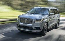 Cars wallpapers Lincoln Navigator Black Label - 2017