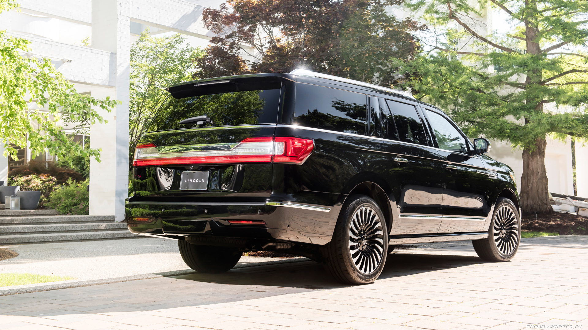 Lincoln navigator wallpapers